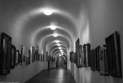 Florence - The Vasari Corridor