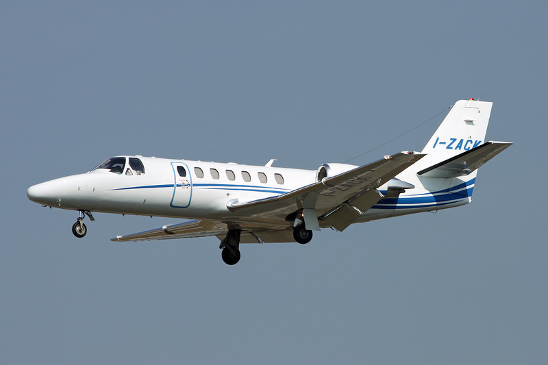 I-ZACK Cessna 560 Citation Encore+ c/n 560-0767 Frankfurt/EDDF/FRA 24-09-16