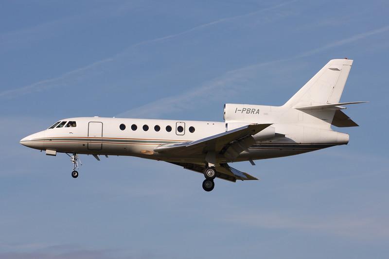 I-PBRA Dassault Falcon 50EX c/n 339 Paris-Le Bourget/LFPB/LBG 01-10-14