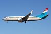 LX-LBA Boeing 737-8C9 c/n 43537 Las Palmas/GCLP/LPA 03-02-16