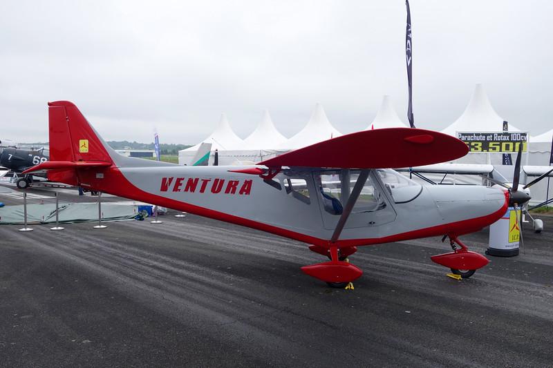 I-C431 I.C.P. MXP-740 Ventura c/n 16-03-55-0001R Pontoise/LFPT/POX 03-06-16