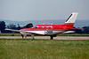 I-OBER Piper PA-46-350P Malibu Mirage c/n 4622013 Glasgow/EGPF/GLA 10-08-95 (35mm slide)