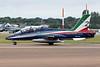 """MM54518 (2) Aermacchi MB-339A PAN (MLU) """"Italian Air Force"""" c/n 6746 Fairford/EGVA/FFD 22-07-19 """"Frecce Tricolori"""""""
