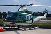 """I-CFSX (CFS-19) Agusta-Bell AB.412 """"Corpo Forestale"""" c/n 25572 Pratica di Mare/LIRE 24-05-98 (35mm slide)"""