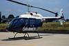 "MM81039 (CC-75) Agusta-Bell AB.206 B-1 ""Carabinieri"" c/n 9193 Pratica Di Mare/LIRE 24-05-98 (35mm slide)"