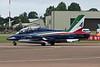 """MM54534 (4) Aermacchi MB-339A/PAN (MLU) """"Italian Air Force"""" c/n 6741 Fairford/EGVA/FFD 22-07-19 """"Frecce Tricolori"""""""