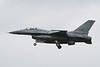 """MM7265 General Dynamics F-16A Fighting Falcon """"Italian Air Force"""" c/n 61-445 Florennes/EBFS 17-01-07"""