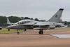 """MM55213 (61-06) Aermacchi T-346A """"Italian Air Force"""" c/n unknown Fairford/EGVA/FFD 22-07-19"""