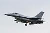 """MM7242 General Dynamics F-16A Fighting Falcon """"Italian Air Force"""" c/n 61-565 Florennes/EBFS 17-01-07"""