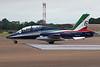 """MM55052 (6) Aermacchi MB-339A/PAN (MLU) """"Italian Air Force"""" c/n 6846 Fairford/EGVA/FFD 22-07-19"""