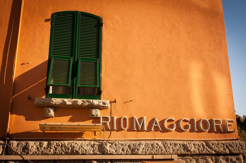 Town of Riomaggiore