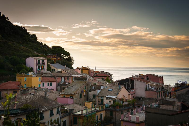 Town of Monterosso - Cinque Terre