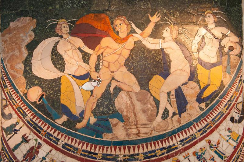 Mosaics from Roman Villas