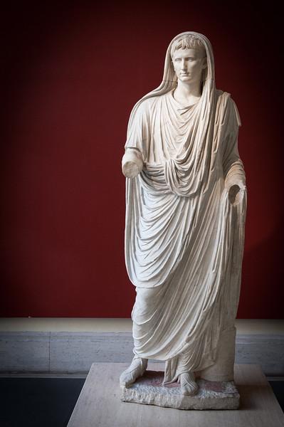 Emperor Augustus - circa 44 BCE - Capitol Line Museum