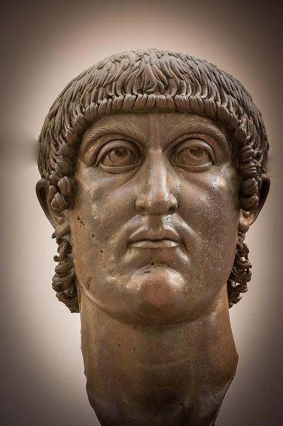 Emperor Constantine - circa - 300 AD