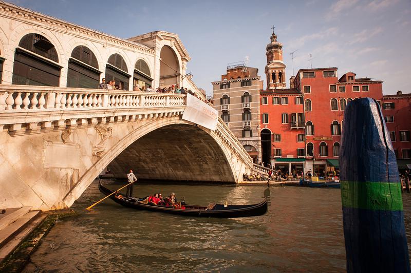 Rialto Bridge circa 1588