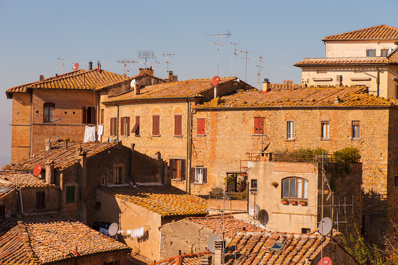 Volterra Roof Tops