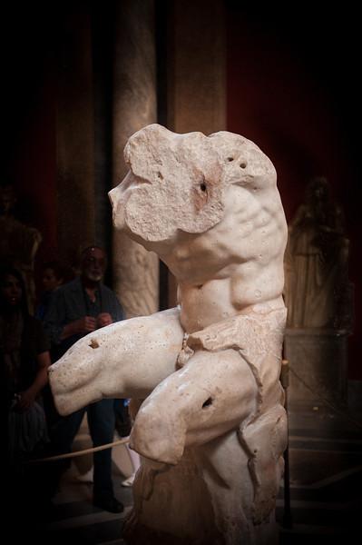 Belvedere Torso - Vatican Museum