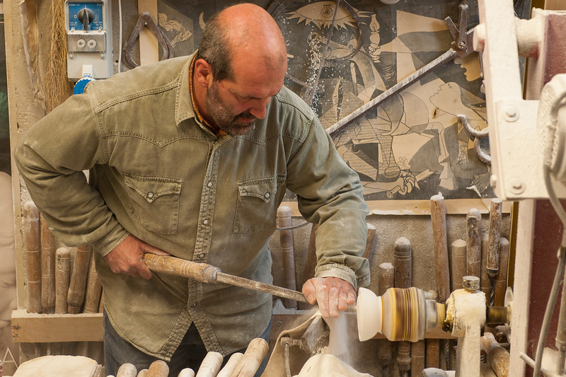 Alab' Arte Alabaster Workshop - Volterra