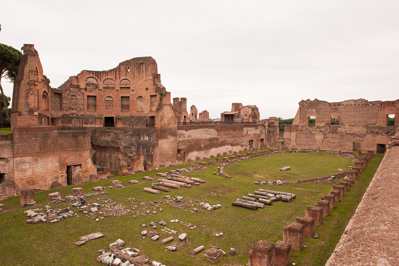 Stadio - Stadium - Palatine Hill