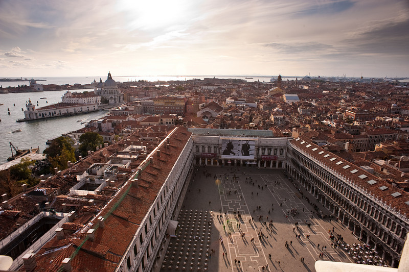 St Mark's Square. Mark's Square
