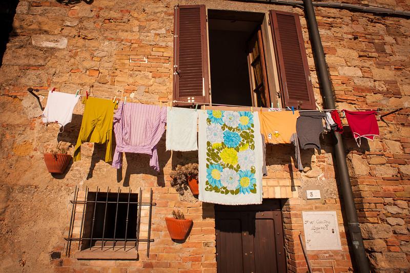Laundry Day - Volterra
