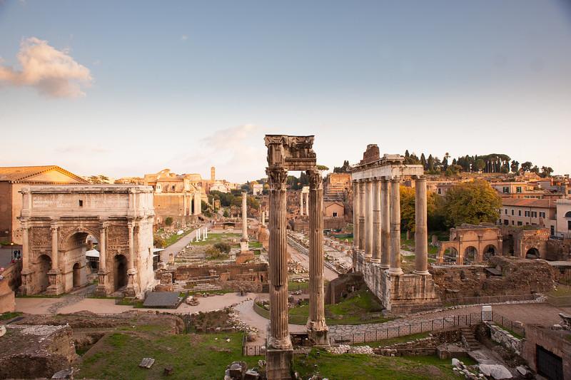 Roman Forum - Arch of Titus