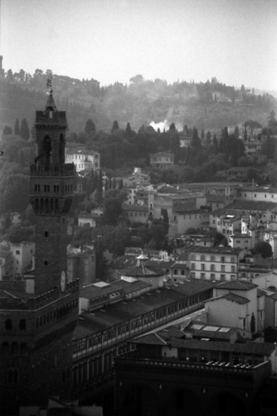 Florence Skyline - Florence, Italy