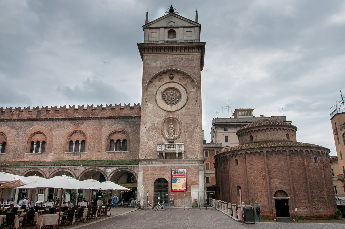UNESCO World Heritage Site #245: Mantua and Sabbioneta