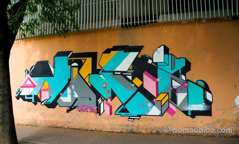 Street Art in Modena
