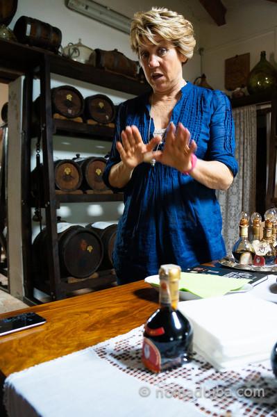 Acetaia di Giorgio, traditional balsamic vinegar