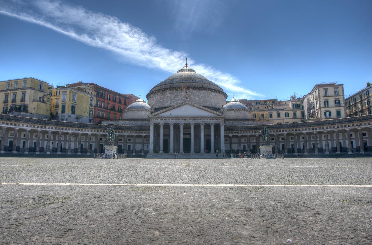 Basilica of San Paolo Maggiore in Naples, Italy