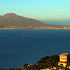 Bay of Naples from Sorrento