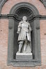 Naples - Royal Palalace - Statue of Alfonso of Aragon