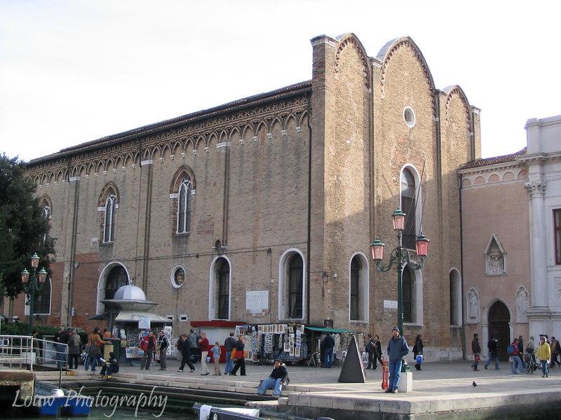 Gallerie dell' Accademia, Venezia