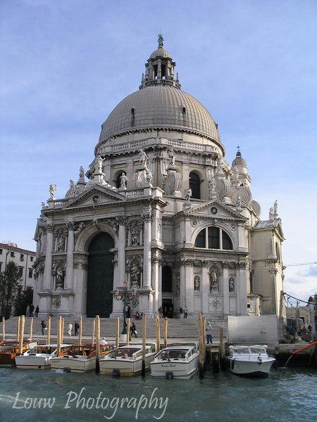 Santa Maria Della Salute, Venezia