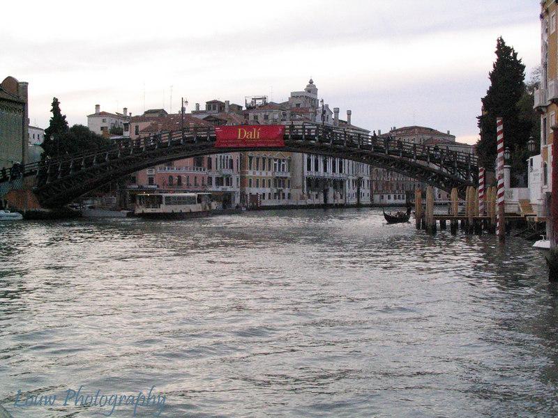 Ponte d. Accademia, Venezia
