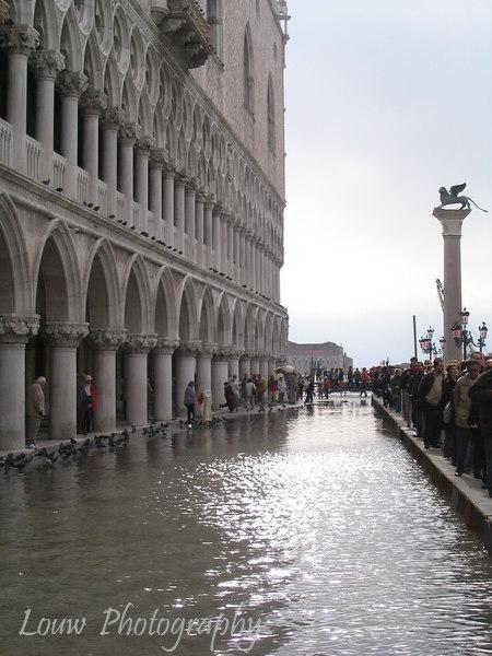 Acqua Alta in Venezia!