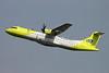 """OY-YAE Aerospatiale ATR-72-212A """"Mistral Air"""" c/n 705 Dusseldorf/EDDL/DUS 20-04-17"""