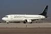 "EI-CUA Boeing 737-4K5 ""Blue Panorama"" c/n 24901 Athens-Hellenikon/LGAT/ATH 19-09-00 (35mm slide)"