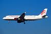 """I-PEKL Airbus A320-214 """"Air Europe Italy"""" c/n 1244 Brussels/EBBR/BRU 23-02-03 (35mm slide)"""