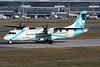 "I-ADLK Aerospatiale ATR-72-212A ""Air Dolomiti"" c/n 706 Frankfurt/EDDF/FRA 15-04-13"