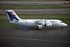 "EI-CNJ Avro RJ-85 ""Azzura Air"" c/n E2300 Zurich/LSZH/ZRH 06-04-97 (35mm slide)"