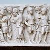 Roman mythological sarcophagus