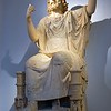 Solunto Zeus statue
