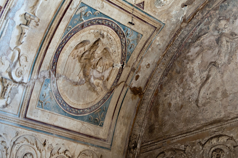 More rescued art in Pompeii, Italy