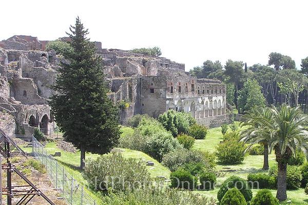 Naples - Pompeii S