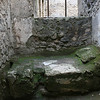 The brothel in the a<br /> ncient ruins of Pompeii, Italy