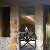 Italy, Ruins of Pompeii, Ancient Portal
