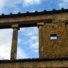 Italy, Ruins of Pompeii, Villa Wall